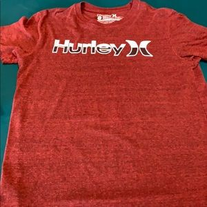 Small Hurley T-shirt. Great condition.
